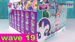 Mlp Blind Bag My Little Pony New Wave 19 Or 20 Blind Bag Figures Opening Full