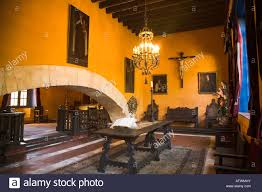 home interiors mexico mexico guanajuato colonial home interior wealthy silver baron