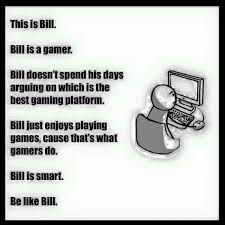 Be Like Bill Here S - nationstates view topic thread for gamers viii revenge of the sh