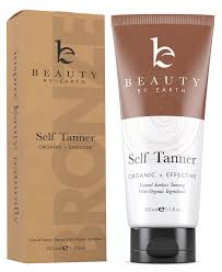 amazon com self tanner organic and natural ingredients sunless