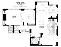 Chrysler Building Floor Plan No Fee Nyc Apartments Stellar Management Midtown Manhattan
