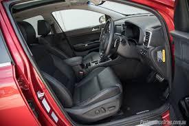 kia sportage 2017 interior 2016 kia sportage platinum diesel review video performancedrive
