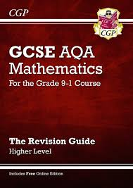 new gcse maths aqa revision guide higher for the grade 9 1