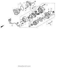 st1300 owners manual 2005 honda st1300 st1300 alternator parts best oem alternator