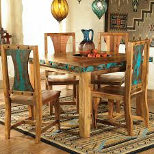 navajo home decor rustic dining room furniture