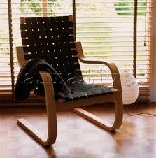 Aalto Armchair Jb113 14b Alvar Aalto Armchair 406 On A Parquet Floor