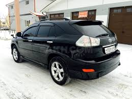 harrier lexus 2007 toyota harrier 2007 года в городе южно сахалинск u2014 авто сах ком