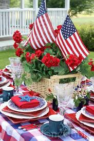 the best 4th of july decor ideas a blissful nest