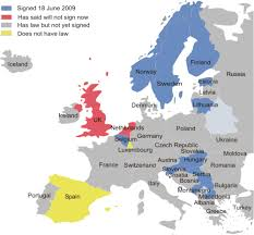 Countries Of Europe Map by Council Of Europe Intro Section U2013 Access Info Europe