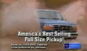 ford f150 commercial throwback 1994 ford commercial is 90 s gold f150online com