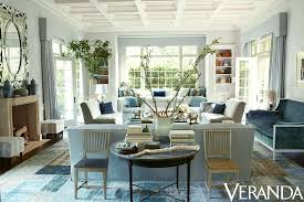 Hollywood Regency Blue And White Decorating Ideas With Hollywood Regency Furnishings