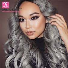 can ypu safely bodywave grey hair 8a ombre grey brazilian body wave 3 bundles ombre silver grey hair