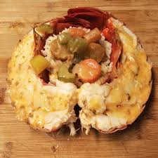 Lobster Bisque Recipe Spiny Lobster Tails With Lobster Bisque Harvesting Nature