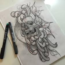 starting a paint and thisf available for tattoo