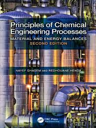 principles of chemical engineering processes material and energy