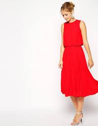 pleated skirt dress dress ala