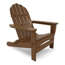 classic adirondack oversized recycled plastic patio chair from oversized patio chairs