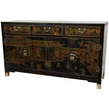 black lacquer bedroom furniture including oriental furniture