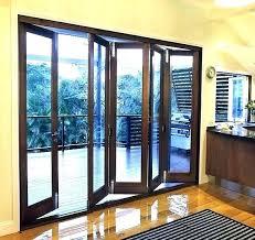 Bi Fold Glass Doors Exterior Cost Folding Glass Exterior Doors Interior Exterior Doors Multi Sliding