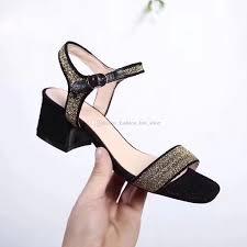 new 2018 satin summer sandals low heel women u0027s shoes fashion