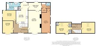 Chalet Bungalow Floor Plans Uk 4 Bedroom Detached House For Sale In Eastchurch Road Eastchurch