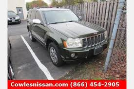 used 2006 jeep grand used 2006 jeep grand for sale in washington dc edmunds
