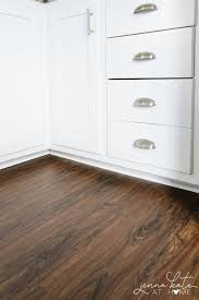 can you put vinyl plank flooring cabinets kitchen makeover how to install luxury vinyl plank