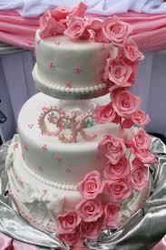 wedding cake roses sugarcraft by soni three tier wedding cake roses