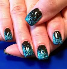 beautiful dark shade nails art for girls trendy mods com