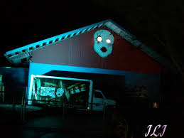 house crypt haunted monster truck insanity lurks inside 2012 10 21