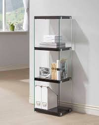 modern weathered grey bookcase co 259 office bookcases and shelves