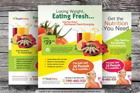 nutrition brochure template best of food brochure templates pikpaknews
