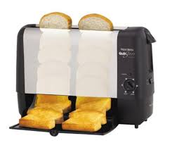 Modern Toasters Focus 78222 Vertical Toaster W 2 Slice Tray U0026 Bagel Function 120 V