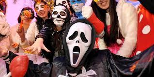Halloween Costumes China Halloween Costumes Banned Beijing Subway China Police Nbc