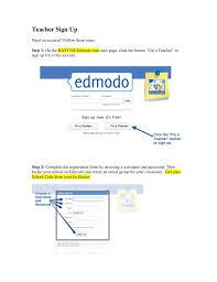 edmodo teacher edmodo for teachers guide