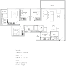 panorama 4 bedroom floor plan u2013 home plans ideas