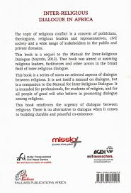 new publication on inter religious dialogue in africa
