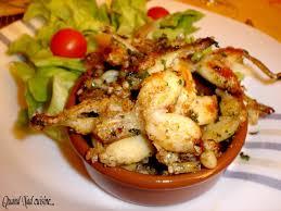 cuisiner cuisse de grenouille cassolettes de cuisses de grenouilles à la provençale quand nad