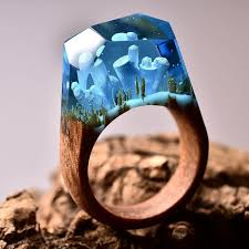 jewelry wooden rings images 37 best my secret wood images rings wood rings and jpg