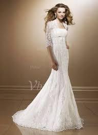 a linie tragerlos kapelle schleppe spitze brautkleid mit scharpe band p141 wedding dresses 156 07 a line princess v neck court