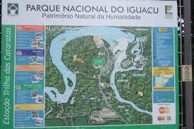 Parana River Map Born Under A Wandering Star Iguassu Falls Brazil And Argentina