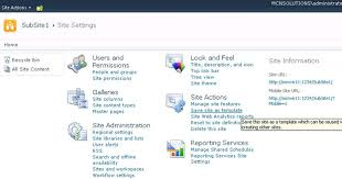 sharepoint 2010 site templates create save and use