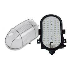 Bulkhead Outdoor Lights 4 Watt Cool White 4000k Outdoor Led Bulkhead