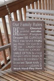 home decor family signs 61 best parenting images on pinterest wood signs family rules