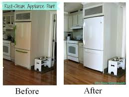 can you paint kitchen appliances painting kitchen appliances mydts520 com