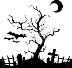 halloween clipart black and white halloween scene clipart u2013 101 clip art