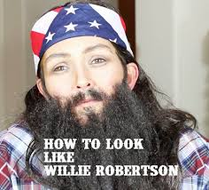 kandeej com how to look willie robertson from duck dynasty