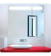 Two Door Medicine Cabinet Sidler 1 409 01 Diamando 35 1 4 Two Door Asymmetric Mirrored