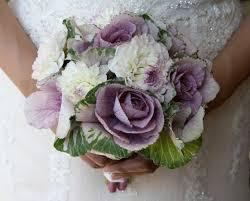 kale bouquet wedding flowers bouquets kale and