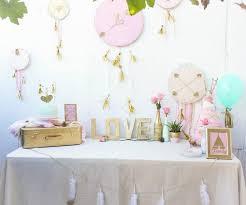 bohemian baby shower kara s party ideas bohemian bridal baby shower
